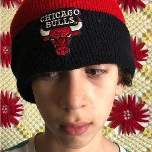 Vintage Chicago bulls tuque no tags